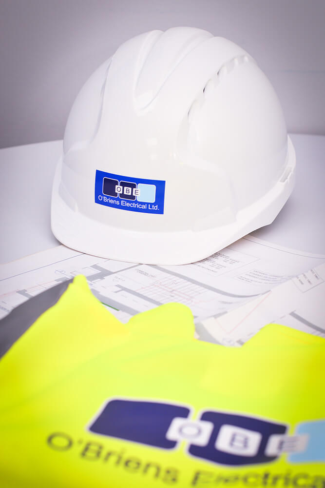 Obriens Electrical Safety Hat